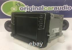 16-17 VW Volkswagen Jetta Passat AM FM Radio Display Non Navigation CD Player