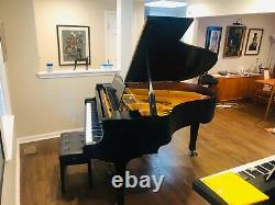 1987 Yamaha Model G2 Grand Piano PRISTINE With CD SERENADE PLAYER System