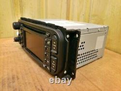 2004-2007 Jeep Grand Cherokee Radio AM/FM CD DVD Player Display Receiver