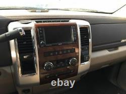 2011 Dodge Ram 1500 2500 3500 AM/FM/CD DVD Player Radio Receiver With NAV ID RHB