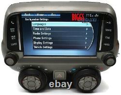 2013-2014 Chevy Camaro Radio MyLink Touch Screen Player 23184130