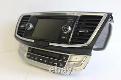 2013-2015 Honda Accord Navigation Display Screen Radio CD Player