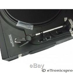 3-SPEED TURNTABLE RECORD PLAYER CONVERT LP to MP3 / CD with USB SD PORT NEW