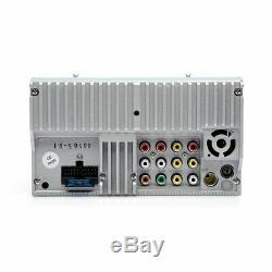 6.2 2Din Car Stereo Radio CD DVD Player Bluetooth Mirror Link Free Rear Camera