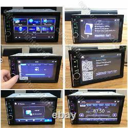 6.2 Car STEREO DVD CD AM FM USB MIRROR LINK FOR GPS RADIO BLUETOOTH & CAMERA
