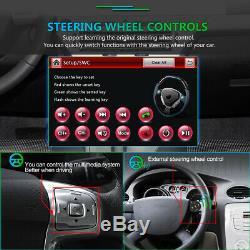 6.2 Car Stereo Radio GPS DAB+ For Jeep Wrangler Chrysler Dodge Ram CD Player