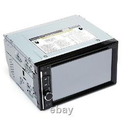 6.2 HD Car Stero Radio 2DIN FM/CD/DVD/USB Player Audio MirrorLink-GPS Head Unit