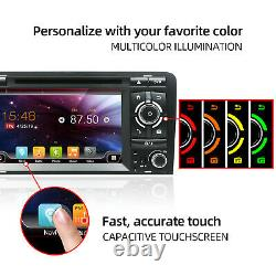 7 Android 10 Car Radio Stereo Audio For Audi A3 S3 RS3 8P GPS DVD CD Head Unit
