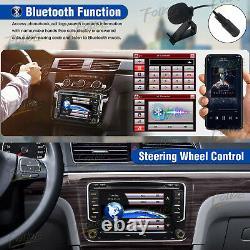 7 Car Radio Stereo DVD CD Player GPS Navi CANBUS for VW Jetta Passat Golf MK5