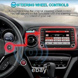 7 For VW Jetta Golf Passat EOS Altea Amarok GTI DVD CD Player GPS Stereo Radio