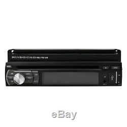 7 Single Din Car CD DVD Player In Dash Stereo LCD Touch Screen Bluetooth Radio