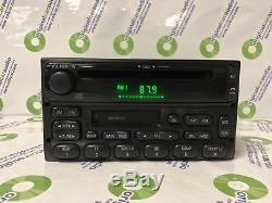 98 99 2000 01 02 03 Ford F150 F250 F350 Series Truck Ranger Radio CD Tape Player