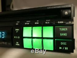 ALPINE 7909 30th Anniversary Limited Edition FM/AM CD Player #072/300