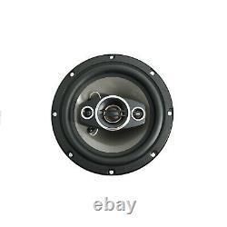ALPINE CDE-150E SINGLE DIN CAR STEREO CD PLAYER USB +4x SPEAKERS 6.5 800 WATTS