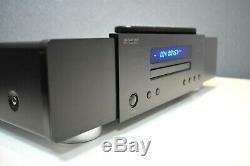 Advance Acoustic MCD-200 CD-Player Top Zustand mit OVP und Zubehör