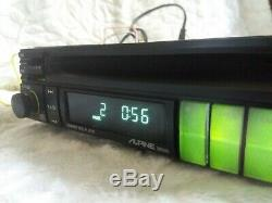 Alpine 5903S. Old School CD player. RARE. (With video test) Ship to Worlwide