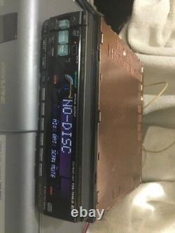 Alpine CDA7949JG & CHA-S607 TOP HI -END CD PLAYER AUDIO MADE IN JAPAN AUTORADIO