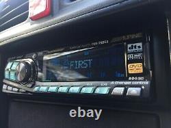 Alpine DVA 7996R Tunner/DVD Player/CD/Changer control/Optical out/Status/7998