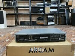 Arcam Cd73 24 Bit Dac CD Player With Remote And Box