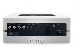 BLUESOUND VAULT 2 Streaming-Client mit CD-Player und Festplatte-WEISS MATT