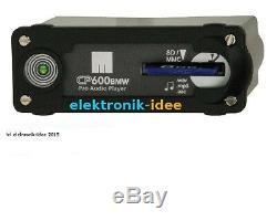 BMW MP3-Player ersetzt CD Wechsler CP600BMW für E46