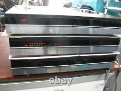 Bang Olufsen Beogram 6500 CD Player B&o Beosystem Set