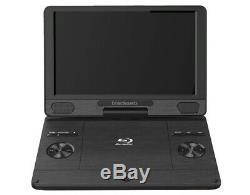 Blackweb Portable Blu-ray / DVD Player HD 11.4 screen with USB & Card Slot SDVD