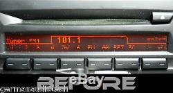 Bmw Cd73 Professional Radio Stereo CD Player E90 E91 E92 Pixel Repair Service