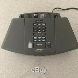 Bose Wave Radio CD Player Alarm Clock AWRC-1G Excellent Condition