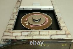 Burmester 001 CD-Player, TOP-Zustand, FB, Near Mint, OVP, Remote, Belt Drive
