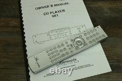 Burmester 061 CD-Player, TOP-Zustand, FB, Near Mint, OVP, Remote
