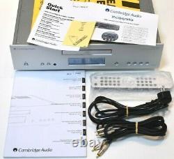 CAMBRIDGE AUDIO AZUR 740C Britisher High End CD-Player Wie neu