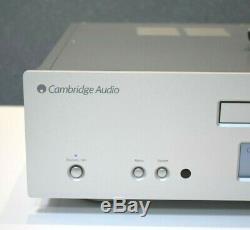 CAMBRIDGE AUDIO AZUR 740C CD-Player mit AVS Oymann Tuning Neuwertig