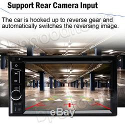 Car Stereo CD/DVD Player Radio Mirror Link For GPS Ford F-150 F-250 F-350 F-450