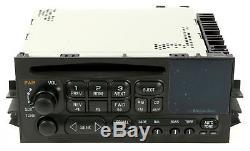 Chevy Truck 1995-2005 AM FM CD Player Radio OEM Factory GM Delco Rebuilt Unit