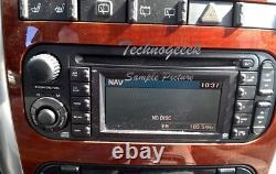Chrysler Jeep Dodge GPS Navigation RDS Radio CD Player RB1 04 05 06 07 OEM
