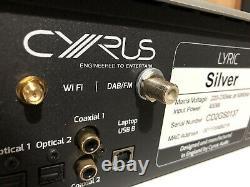 Cyrus Lyric 09 Amplifier/Streamer/CD Player/DAB/Tidal/Qobuz/DAC/Bluetooth