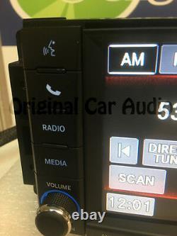 DODGE JEEP CHRYSLER High-Speed RBZ Radio CD DVD MP3 Player P05064675AH OEM Blue