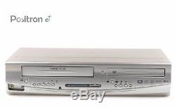 DVD Player VHS Videorecorder Kombigerät Funai / werkstattgeprüft 1 Jahr Garantie