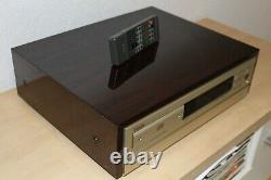 Denon DCD 3520 EX CD Player High End Holzgehäuse ca. 20 Kg Selten