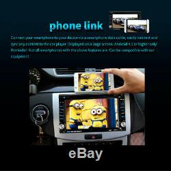 Double DIN 6.2 Car CD DVD Player Stereo GPS Navigation Touch Screen Radio USB