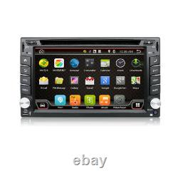 Double DIN Android 10 CD/DVD Player Car Stereo Universal Radio SAT NAV WiFi+DAB