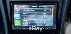 Double HD 2Din In Dash Stereo Car DVD CD Player GPS Touch Screen Radio iPod USB