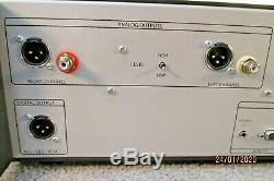 EMM Labs CDSA / CD SACD Player High-End D/A Wandler NUR 3498