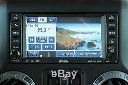 Factory Mopar Jeep 430 Rbz Sirius DVD Aux CD Player Touchscreen Mygig Radio