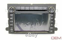 Factory Stock Oem Ford Sync CD DVD Player Mp3 Gps Navigation Radio Upgrade