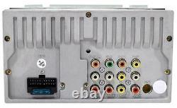 Farenheit TI-623B Double Din DVD/CD/WMA Player 6.2 Touchscreen Bluetooth Remote