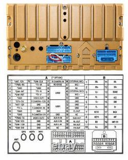 Fit GMC Sierra 1500 2500HD 3500HD Car Radio CD DVD Player GPS Stereo+Map+Cam