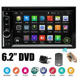 For 2005-15 FORD F150/250/350/450/550 2DIN DVD AUX BLUETOOTH RADIO STEREO+CAMERA