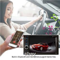 For 2006-2011 Honda CIVIC 2 Din Stereo Radio Car DVD CD HD Headunit Player Touch